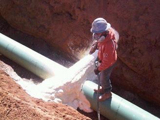 Pipeline Applications - All Seasons Foam